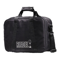 Riedel - Riedel Accessories B.Y.O. Bag - A padded zip bag suitable for carrying up to 4 standard size glasses.