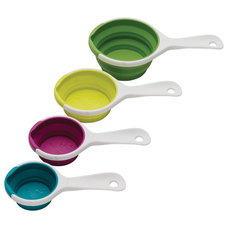 Contemporary Measuring Cups And Spoons by Amazon
