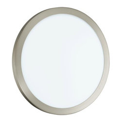 """Eglo - Eglo 91854 LED Arezzo 4"""" Height 1 Light Wall Sconce - Features:"""