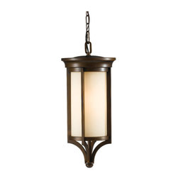 Murray Feiss - Murray Feiss OL7511 Merrill Single Light Up Lighting Outdoor Pendant - Features: