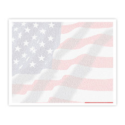 Postertext - The Constitution Of The United States Of America Art Print - Made Entirely With - The Constitution of the United States of America poster is created using the entire text of the documents listed below.