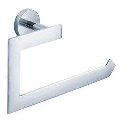 Kraus - Kraus Imperium Bathroom Towel Ring - Add a touch of elegance to your bathroom with a stylish Towel Ring from Kraus