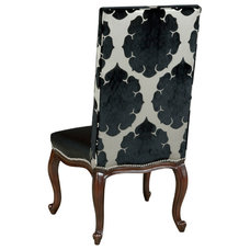 Traditional Dining Chairs by Mia Malcolm Studio