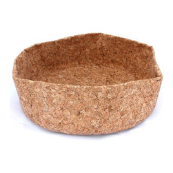 Elite Global Solutions - 9 1/2 Dia x 3 3/4 H Round Cork Baskets - DescriptionsOne word can describe these cork baskets Groovalicious. Stain resistant odor resistant antimicrobial antifungal liquids resistant hand washable and a fashionable hat