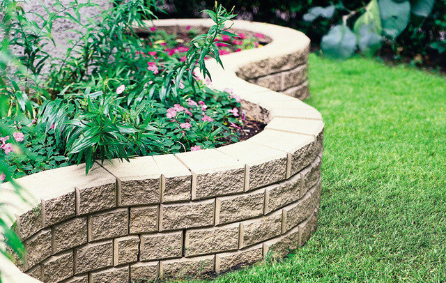 Rustic Landscaping Stones And Pavers by Blocks and Rocks Landscaping Centre