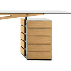 Contemporary Desks And Hutches by ddc nyc