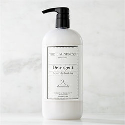 The Laundress Detergent, 32 Ounces - I can't talk about cleaning products without mentioning The Laundress. The company really does have the best tools for all types of laundry care. I've been a fan since they first started, and their products are amazing.