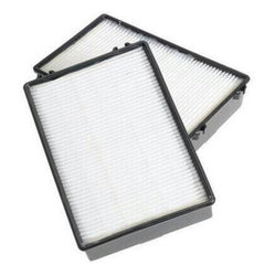 Jarden Home Environment - Holmes 2-Pack Air Purifier Filter Hap726 - Take a deep breath. Feel that? That is the feeling of purified air rejuvenating your body and bringing life into your lungs. To experience this everyday, remember to change your air filters as needed within your air purifier. This two pack of filters provides months of pure, unadulterated deep breaths of glory.