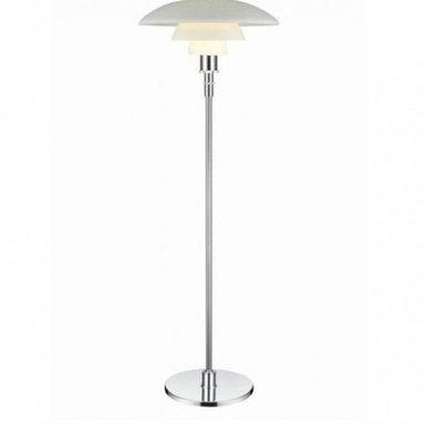 Louis Poulsen PH 4.5/3.5 Glass Floor Lamp by Poul Henningsen -