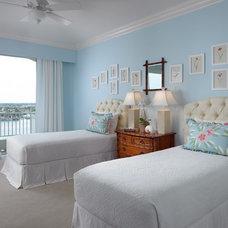 Traditional Bedroom by jill Shevlin  - Intrinsic Designs