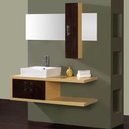 Dreamline EuroDesign Vanity DLVRB-316 - PRODUCT SPECIFICATIONS