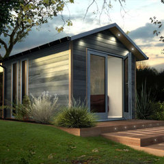 contemporary prefab studios by Decorated Shed