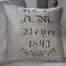 Eclectic Decorative Pillows by Atelier be