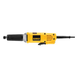 Dewalt - 1-1/2 In. Die Grinder - Dewalt DW887 heavy-duty 1-1/2 In. (40 mm) die grinder provides high power and high speed for all 1-1/2 In. grinding applications with its 3.0 amp motor, generating 25,000 RPM and 350 W with its AC/DC capacity, can be powered by welding machines and generators, allowing increased productivity and versatility.