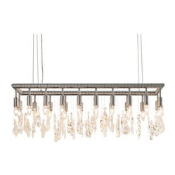 Cellula Rectangular Chandelier