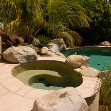 Tropical Pool by High Definition Home