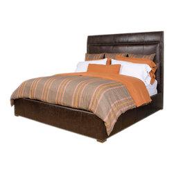 Vanguard Furniture - Vanguard Furniture Palamas King Bed L1725K-PF - Vanguard Furniture Palamas King Bed L1725K-PF. Image for illustrative purposes. Includes bed only.