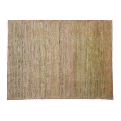 9'X11' Oriental Rug, Gabbeh Peshawar Hand Knotted 100% Wool Striped Rug SH8128 - Our Modern & Contemporary Rug Collections are directly imported out of India & China.  The designs range from, solid, striped, geometric, modern, and abstract.  The color schemes range from very soft to very vibrant.
