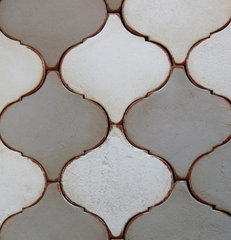 mediterranean floor tiles by Statements Tile