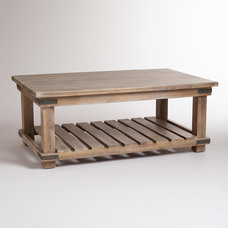 Contemporary Coffee Tables by Cost Plus World Market