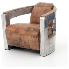 Eclectic Accent Chairs by Masins Furniture