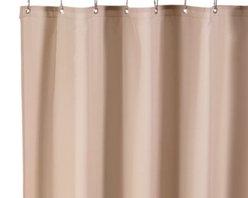 Nicole Miller - Hotel Linen Fabric Shower Curtain Liner - The Hotel liner is the ultimate in fabric shower liners. Liner is mildew resistant.