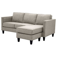 Transitional Sectional Sofas by Apt2B