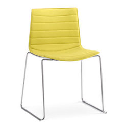Arper Catifa 46 Chair - Great looking modern chair for a dining room or kitchen table.