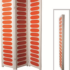 Contemporary Screens And Wall Dividers by Overstock.com
