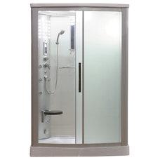 Modern Steam Showers by Luxvanity
