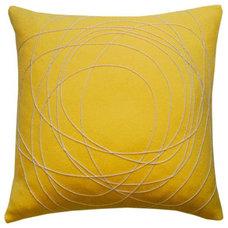 Contemporary Decorative Pillows by play-it-fair.com
