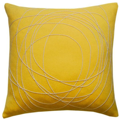 contemporary pillows by play-it-fair.com