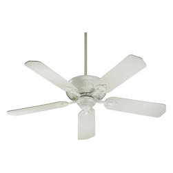 "Quorum International - Quorum 78525-8 52"" 5 Blade Chateaux Fan - Sw - Quorum 78525-8 52"" 5 Blade Chateaux Fan - Sw"