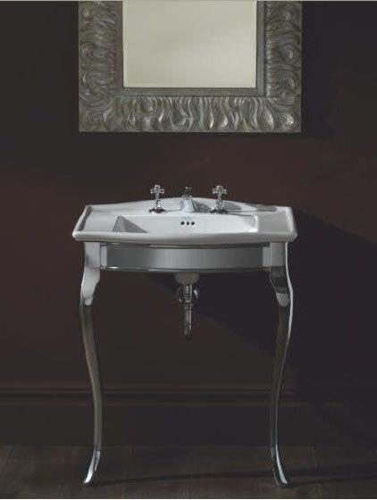 Traditional Bathroom Sinks by UK Bathrooms