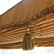 Roman Shades by Gailani Designs Inc,