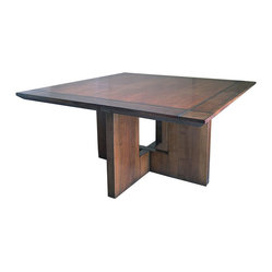 "60"" Monet Square Dining Table"