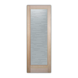 Bathroom doors interior glass doors frosted finer lines customize your interior glass door for Purchase interior doors online