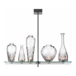 Flos - Flos | Cicatrices De Luxe 5 Pendant Light - Design by Philippe Starck in 2000.