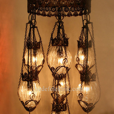 Turkish Style - Ottoman Lighting - *Code: HD-04161_94