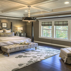 Contemporary Bedroom by Ashton Woods