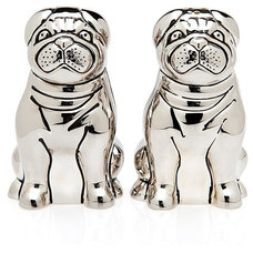 Modern Salt And Pepper Shakers And Mills by Sunrise Image Gifts