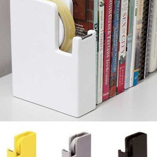 Eclectic Bookends by Caina