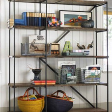 modern bookcases by VivaTerra