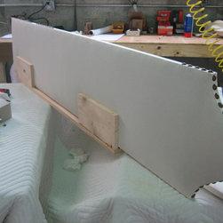 Folding Upholstered Screen - Upholstering Process of Folding Screen
