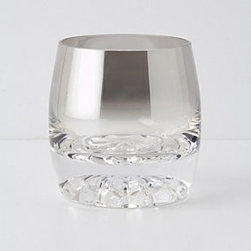 Anthropologie - Gin Rummy Glass - *Glass