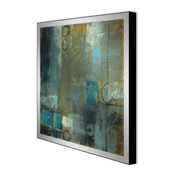 Gallery Direct - Bellows 'Variable State I' Metal Print Art - Artist: BellowsTitle: Variable State IProduct type: Giclee art on metal