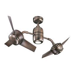"""Kichler 48"""" Fan - Oil Brushed Bronze - 48""""Fan"""