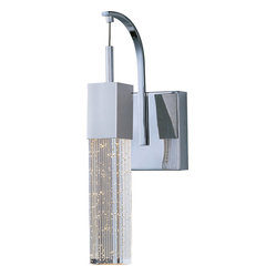 Fizz 1-Light Wall Sconce