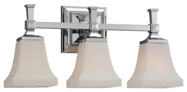 Contemporary Bathroom Vanity Lighting by seagulllighting.com