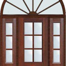 Traditional Patio Doors by US Door & More Inc
